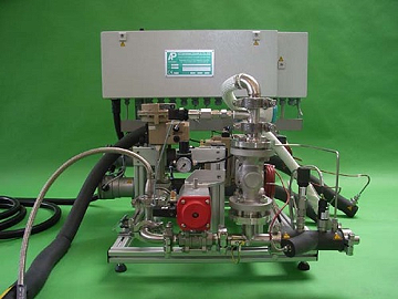Jet Pump Testing Device for Fuel Cell Systems