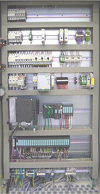 Automatisierungssystem - Switching Cabinet